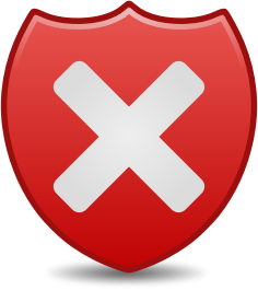 icon security low